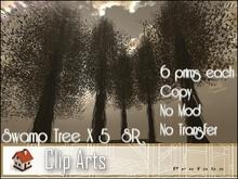 Swamp Tree X 5  SR - COPY