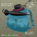 Backpack Rainy Day Blue
