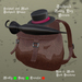 Backpack Rainy Day Brown