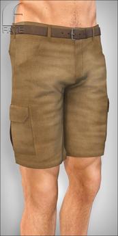 FATEwear Shorts - Hector - DEMO