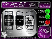 N.e.W. * Tip jar DJ * > with  Join Group <