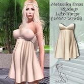 Maternity Dress <Spring>/Lolas Tango Beige