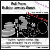 Full Perm Builder Jewelry Stash