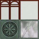 Japanese House Textures - Set 2