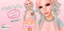 Glitterburps ~ Simple Tatts <3