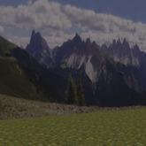 Alpine Panorama Skybox
