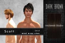 Uw.st   Scott-Hair  Dark brown