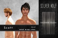 Uw.st   Scott-Hair  Silver wolf