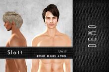 Uw.st  ::DEMO::  Slott-Hair