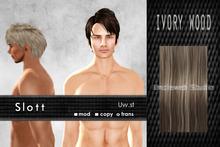 Uw.st   Slott-Hair  Ivory wood