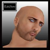 "Free EdelStore Master man skin "" Dom "" unshaved freebie shape free avatar boy guy male Mann"