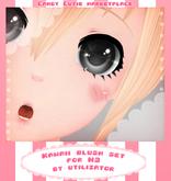 (Updated!) .:CandyCutie:. Kawaii Blush Mod set (M3)