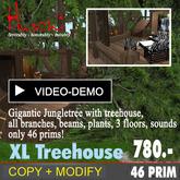 XL-Tree house, copy-mode-version!
