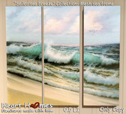 "<Heart Homes> ""Sailors Seabreeze"" Sea Frames (Copy)"