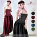 LUAS ADARA DRESS PACK gown with hud for change texture