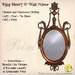 *PV* King Henry V Wall Mirror