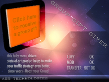 Group Gift Giver  FREE - Surprise your group members, increase traffic