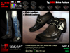 iNEDIT-Footwear042 *Dean* - Casual Men's Shoes in 8 Leather Textures