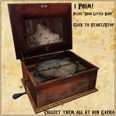 :SS: Freebie Music Box - Hush Little Baby Gacha