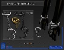 POMPOSITY - Handcuff Bracelets / Braclets / Bangles