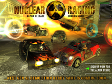 [NUCLEAR RACING] Free Sign Up to Alpha Stage