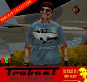 TUH Bunker- Trabant T-Shirt