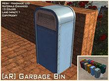 [aR] Garbage Bin v1.0