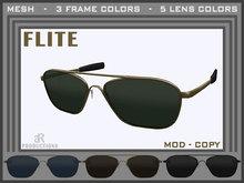 [aR] FLITE Sunglasses v1.0 (boxed)