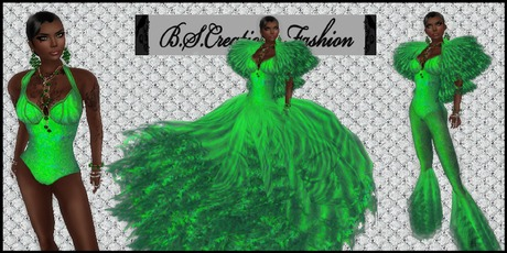 Second Life Marketplace B S C Fashion Design Saint Patrick S Day 2014