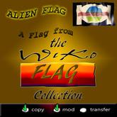 WIKO* ALIEN FLAG