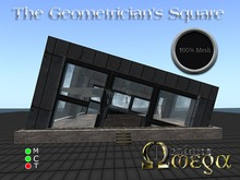 The Geometrician's Square Building (Boxed) (Mesh NT)