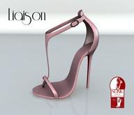 Liaison Cassia sandal (pink)