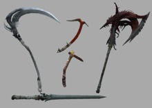 Weapons Pack 2 - Full Perm
