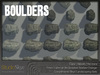 Skye boulders 2