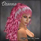 Deanna Pink Hair