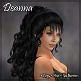 Deanna Black Hair