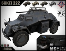 [K-S] & <A-T> Sdkfz 222
