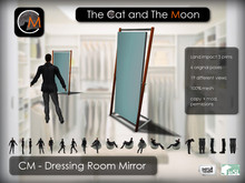 CM - Dressing Room Mirror
