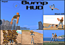 Bump HUD (THE ORIGINAL AND COMPLETE)