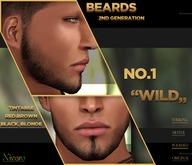-Nivaro- 2nd Generation Beards -  01. Wild Beard