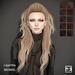 TRUTH HAIR Lagertha (Mesh Hair) - browns