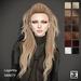TRUTH HAIR Lagertha (Mesh Hair) - variety