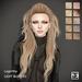 TRUTH HAIR Lagertha (Mesh Hair) - light blondes