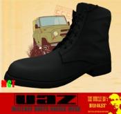 !TUH Bunker- UAZ Mesh Boots UNISEX