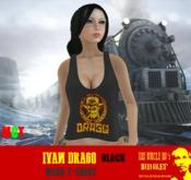 TUH Bunker- Lady Barricade-Ivan Drago Black