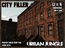 CITY FILLER 11 - URBAN JUNGLE
