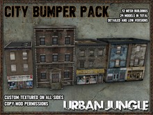 MESH CITY FILLER BUMPER PACK