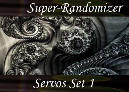 Super-Randomizer Orb / Scifi - Servos Set #1 (30 Sounds)