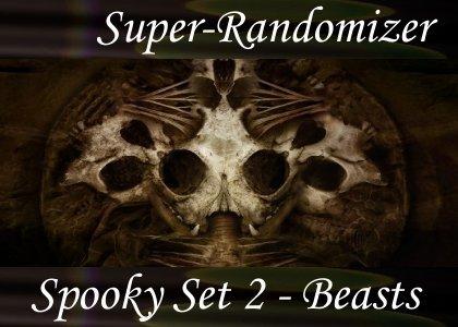 Super-Randomizer Orb / Spooky Set #2, Beasts (67 Sounds)