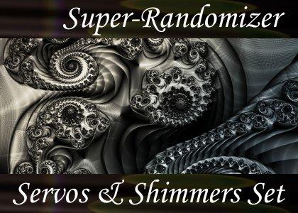 Super-Randomizer Orb / Scifi - Servos & Shimmers Set (33 Sounds)